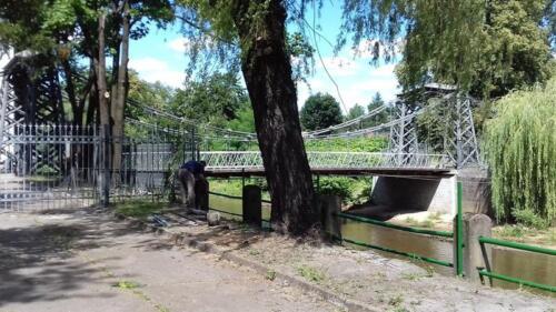 Ryc. 1 Most od nabrzeża